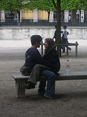Teens in Love